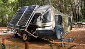 camper trailer electrical system