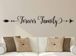 Gracie Oaks Forever Family Vinyl Wall Decal Reviews Wayfair