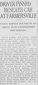 Byron Griffin car accident - Newspapers.com