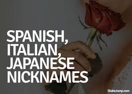 25 romantic spanish italian and