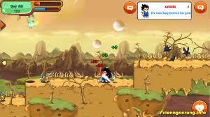 Chơi game 7 viên ngọc rồng online (Dragon ball online)