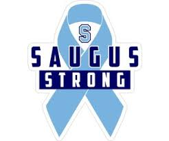 Saugus Strong Window Decal Bagger Sports