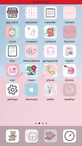 View Cute Light Pink Facetime Logo Background