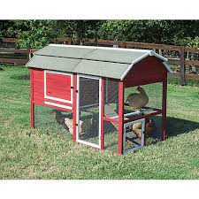 Precision Pet Products Old Red Barn Ii Coop 7029191 At Tractor Supply Co
