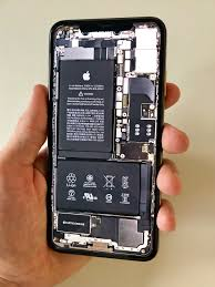 iphone xs max teardown wallpaper