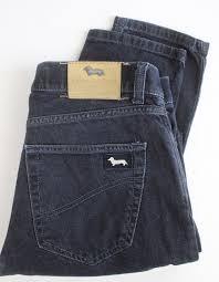 Harmont & Blaine Harmont & Blaine Narrow Men's (eu) W48 Cashmere Blend Jeans