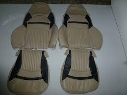 1997 2004 c5 corvette genuine leather