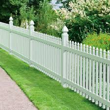 Pin By A Daniels On Crafts In 2020 Vinyl Fence Vinyl Fence Panels White Vinyl Fence