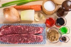 instant pot short ribs 牛バラ肉と大根煮