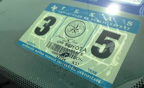 Texas To No Longer Require Vehicle Inspection Sticker