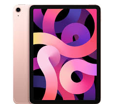 The new Apple iPad Air 4th Gen comes ...