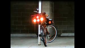 homemade bike light generator
