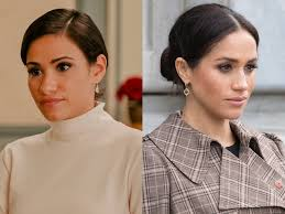 Tiffany Smith and Meghan Markle Photo C Getty Images - Dianalegacy Latest  Update News Images Videos of British Royal Family