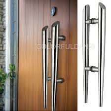 1pair 304 stainless steel torch