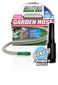 the official site for metal garden hose