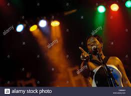 Wanda Johnson, blues singer Stock Photo: 41395749 - Alamy