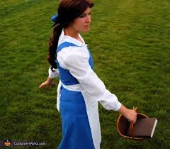beauty and the beast belle costume for