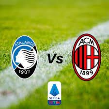 Dove vedere Atalanta Milan in diretta tv e streaming ~ WebMagazine24