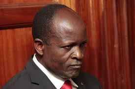 Migori Governor Okoth Obado wants the court to revisit his bail terms. -  TrackyourleaderKenya