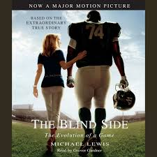The Blind Side Audiobook by Michael Lewis - 9780739340547