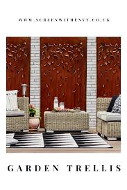 Frond Fence Anthracite Grey 6ft Tall Decor Home Decor Garden Screening