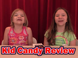 These candy reviewing sisters are pre-teen YouTube stars