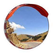 نتیجه تصویری برای آینه های محدب ترافیکی