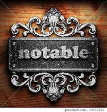 Image result for noterble word
