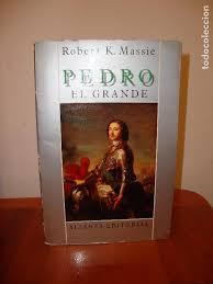 Pedro el grande - robert k. massie - alianza ed - Sold through Direct Sale  - 95674380