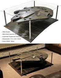 1500 millennium falcon coffee table