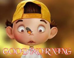 funny good morning photo for her good
