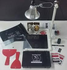 complete diy silk screen printing kit