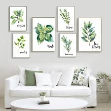 color painting wall decor