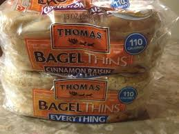 review thomas bagel thins mom knows