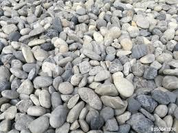 pebble stone background outdoor