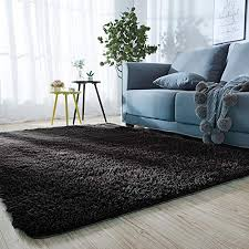 Fluffy Soft Kids Room Rug Baby Nursery Decor Anti Skid Large Fuzzy Shag Fur Area Rugs Modern Indoor Home Living Room Floor Carpet For Children Boys Girls Bedroom Rugs Silk Flower Arrangements