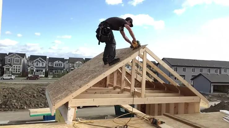 Image result for roof construction""