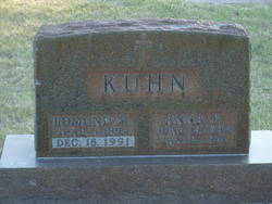 Anna Francis Wagner Kuhn (1894-1961) - Find A Grave Memorial