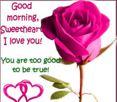 good morning i love you images photo