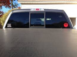 Show Me Your Rear Window Decals Stickers Page 28 Ford F150 Forum Community Of Ford Truck Fans