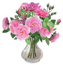 Image result for free clip art flowers in vase