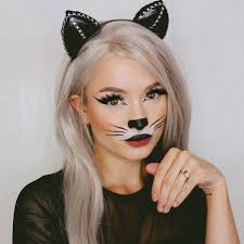 6 easy halloween makeup looks you can