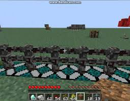 Minecraft Electric Fence Mod Download