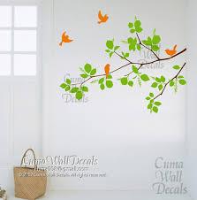 Vinyl Wall Decals Branch Wall Sticker By Cuma Wall Decals On Zibbet