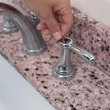 repair a moen bathroom faucet leaking