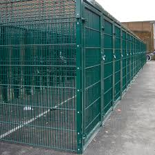 Secure Cycle Shelter Bike Lockers Zaun Fencing