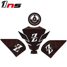 For Kawasaki Z1000sx New Pattern Motor 3d Printing Gas Cap Sticker Fuel Tank Pad Protection Decal Decals Stickers Aliexpress