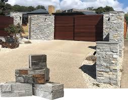 Pentablock Revolutionary Natural Stone Building Block System