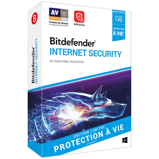 Bitdefender Internet Security For WINDOWS