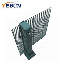 China Best Price On Anti Climb Fence Panels 358 Security Fence Yeson Factory And Manufacturers Yeson